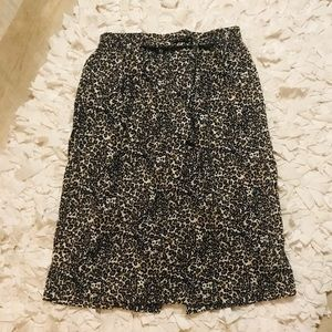 Requirements Skirt